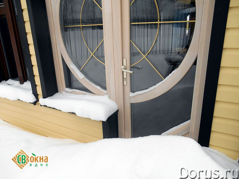 Деревянные евроокна - Материалы для строительства - Вы получаете * Качественные и долговечные окна и..., фото 9