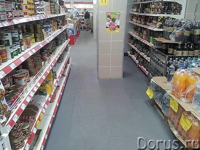 ПВХ плитка для пола в магазине или торгово-развлекательном центре - Материалы для строительства - Мо..., фото 2