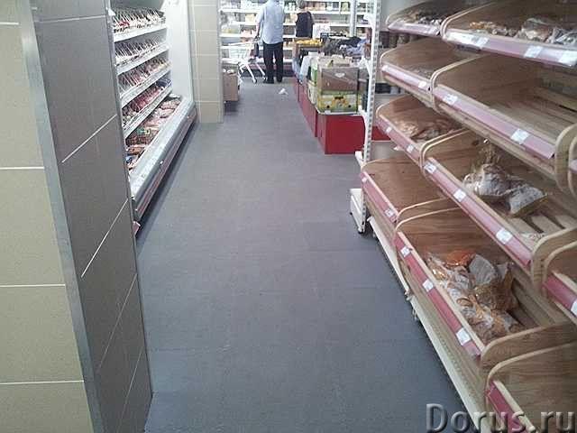 ПВХ плитка для пола в магазине или торгово-развлекательном центре - Материалы для строительства - Мо..., фото 3