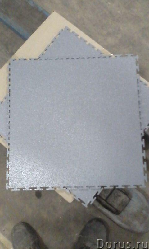 ПВХ плитка для пола в магазине или торгово-развлекательном центре - Материалы для строительства - Мо..., фото 7