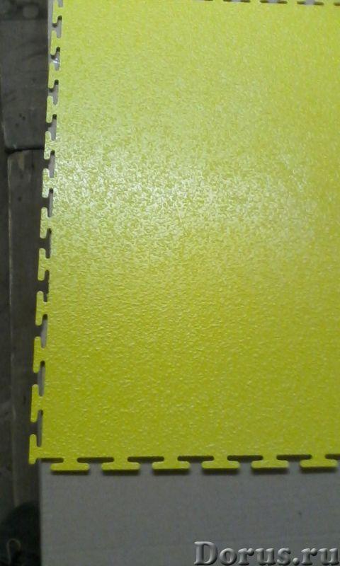ПВХ плитка для пола в магазине или торгово-развлекательном центре - Материалы для строительства - Мо..., фото 8
