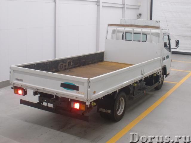 Грузовик бортовой MITSUBISHI CANTER кузов FE82D год вып 2010 багажник грузопод 3 тн - Грузовые автом..., фото 2