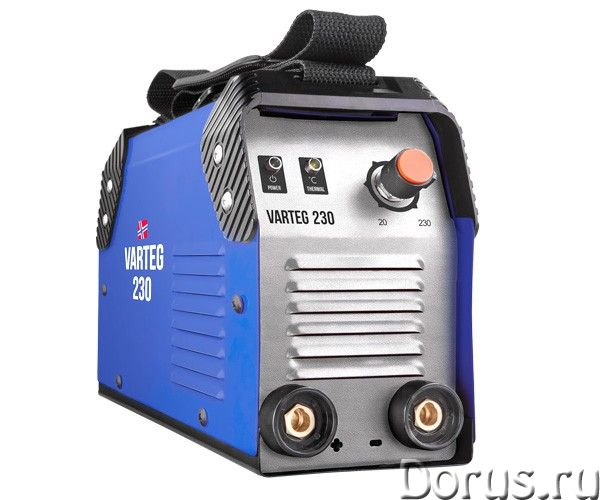 Сварочный аппарат инвертор Varteg 230 (220 В) FoxWeld - Сварочное оборудование - Напряжение питания..., фото 1