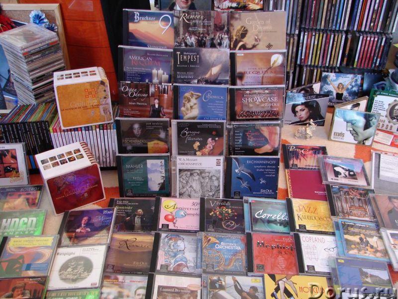 Музыкальная Коллекция на HDD (Lossless) + Hi-Resolution 16 тб - Диски, кассеты - Предлагается к обме..., фото 1