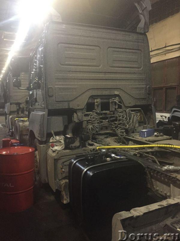 Установка гидравлики на любой тягач и самосвал - Автосервис и ремонт - Установка гидравлики на любой..., фото 1