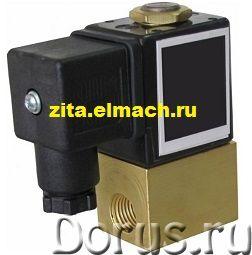 Вентили/клапаны электромагнитные пр-ва ЗИТА Болгария - Противопожарное оборудование - Вентили электр..., фото 1
