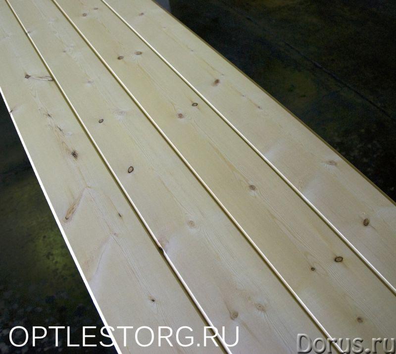 Продажа пиломатериалов - Материалы для строительства - Предлагаем поставки мебельного щита и широког..., фото 3