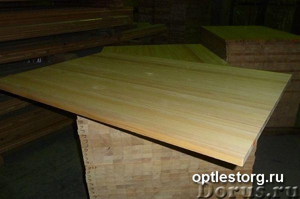 Продажа пиломатериалов - Материалы для строительства - Предлагаем поставки мебельного щита и широког..., фото 7
