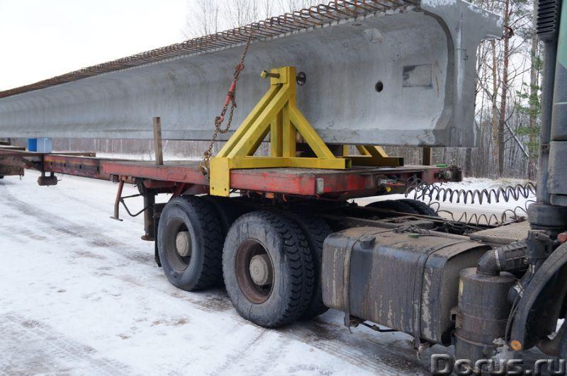 Балковозы для перевозки мостовых балок - Перевозки - Перевозка мостовых балок 12 м- 32 метра, Балки..., фото 2