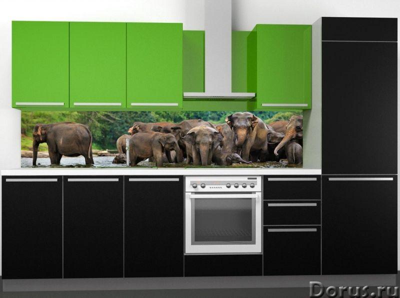 Купить кухню на заказ, Шкаф-купе, Мебельная фурнитура на юге Москвы - Кухни - Вид товара: Готовые ко..., фото 4