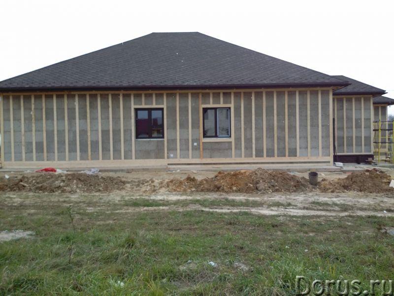 Загородное строительство домов и коттеджей по энергосберегающей технологии ВЕЛОКС(VELOX) - Строитель..., фото 4