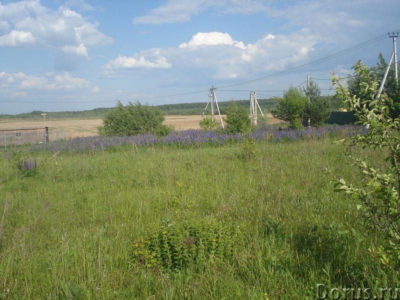Участок 12 соток ЛПХ 20 км МКАД в д. Еганово - Земельные участки - Участок 20 км от МКАД проезд по Н..., фото 1