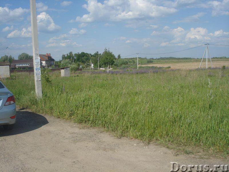 Участок 12 соток ЛПХ 20 км МКАД в д. Еганово - Земельные участки - Участок 20 км от МКАД проезд по Н..., фото 4