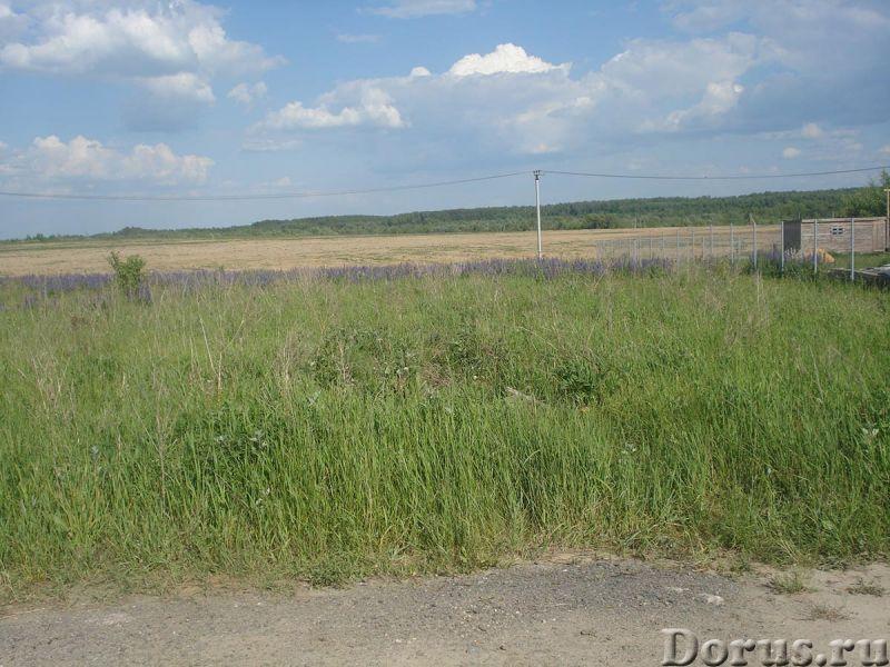 Участок 12 соток ЛПХ 20 км МКАД в д. Еганово - Земельные участки - Участок 20 км от МКАД проезд по Н..., фото 5