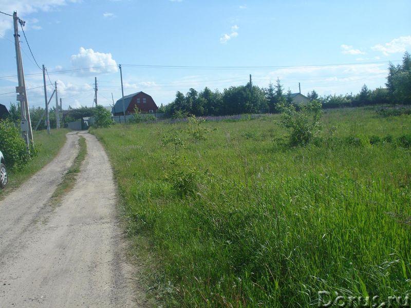 Участок 12 соток ЛПХ 20 км МКАД в д. Еганово - Земельные участки - Участок 20 км от МКАД проезд по Н..., фото 6
