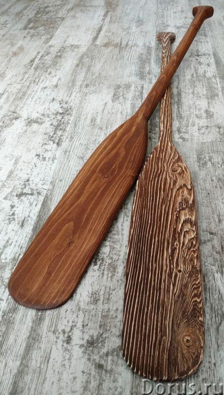 Весло декоративное - Прочие товары - Необычный и очень интересный элемент декора — весло в интерьере..., фото 2