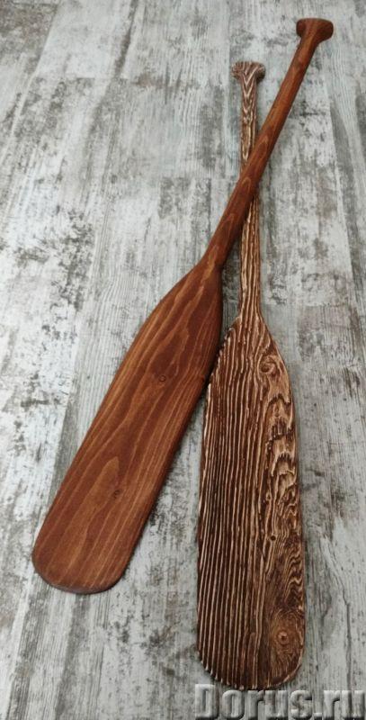 Весло декоративное - Прочие товары - Необычный и очень интересный элемент декора — весло в интерьере..., фото 3