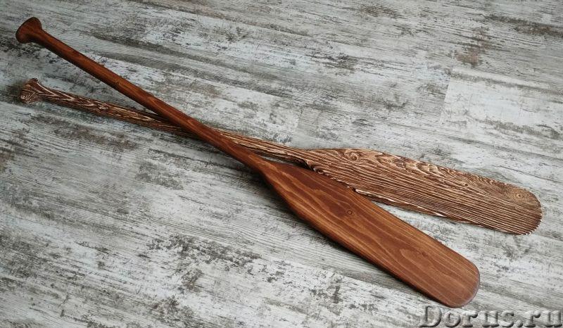 Весло декоративное - Прочие товары - Необычный и очень интересный элемент декора — весло в интерьере..., фото 4