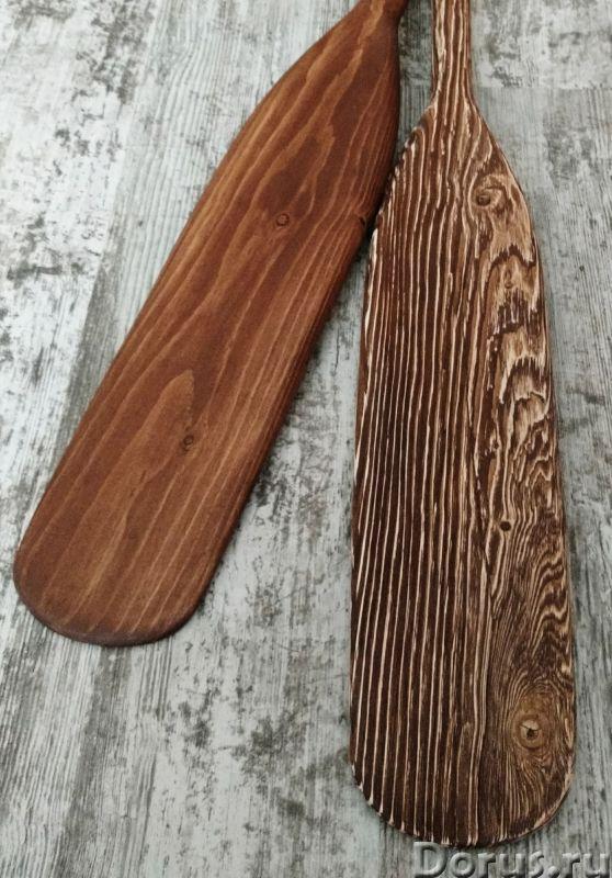 Весло декоративное - Прочие товары - Необычный и очень интересный элемент декора — весло в интерьере..., фото 5