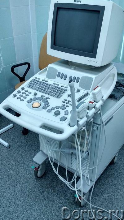 Узи аппарат Philips Envisor hd C цветной - Медицинские услуги - В отличном состоянии, проверенный ин..., фото 1