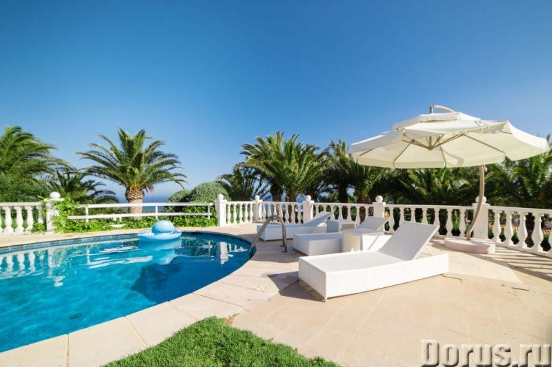 Прекрасный особняк в Испании с панорамным видом на море, Алтея - Недвижимость за рубежом - Прекрасны..., фото 1