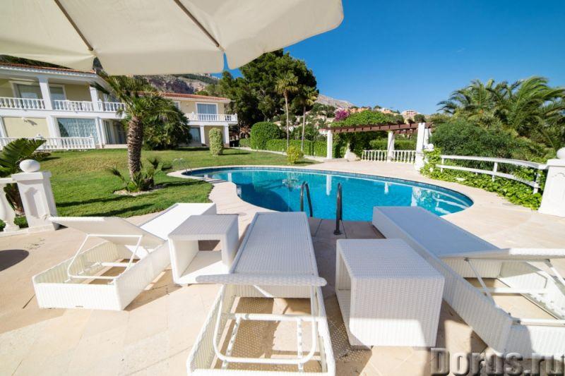 Прекрасный особняк в Испании с панорамным видом на море, Алтея - Недвижимость за рубежом - Прекрасны..., фото 2