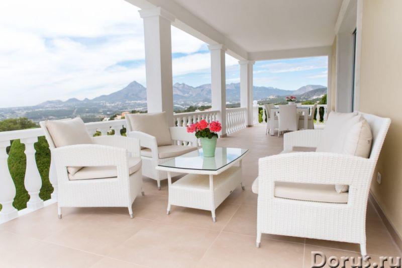 Прекрасный особняк в Испании с панорамным видом на море, Алтея - Недвижимость за рубежом - Прекрасны..., фото 4