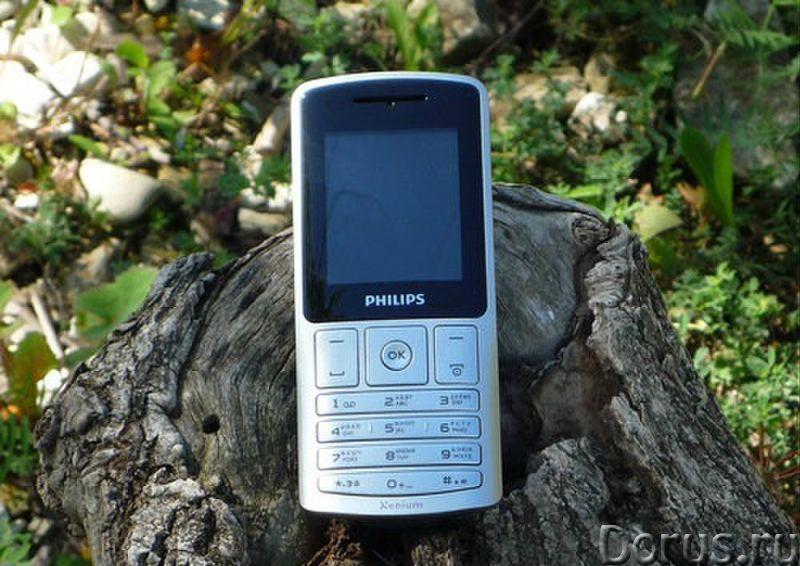 Новый Philips Xenium X130 (80 дней в режиме ожидания) - Телефоны - Телефон абсолютно-новый (не испол..., фото 8
