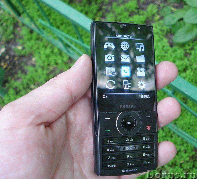 Новый Philips Xenium X620 (Ростест, оригинал,комплект) - Телефоны - Легендарный телефон Philips Xeni..., фото 1