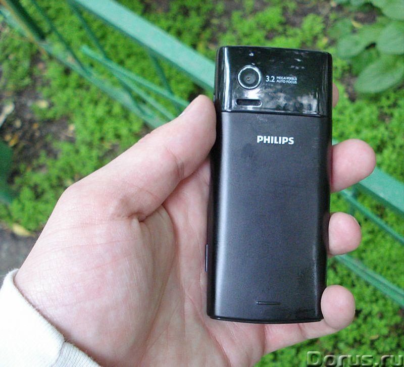 Новый Philips Xenium X620 (Ростест, оригинал,комплект) - Телефоны - Легендарный телефон Philips Xeni..., фото 2