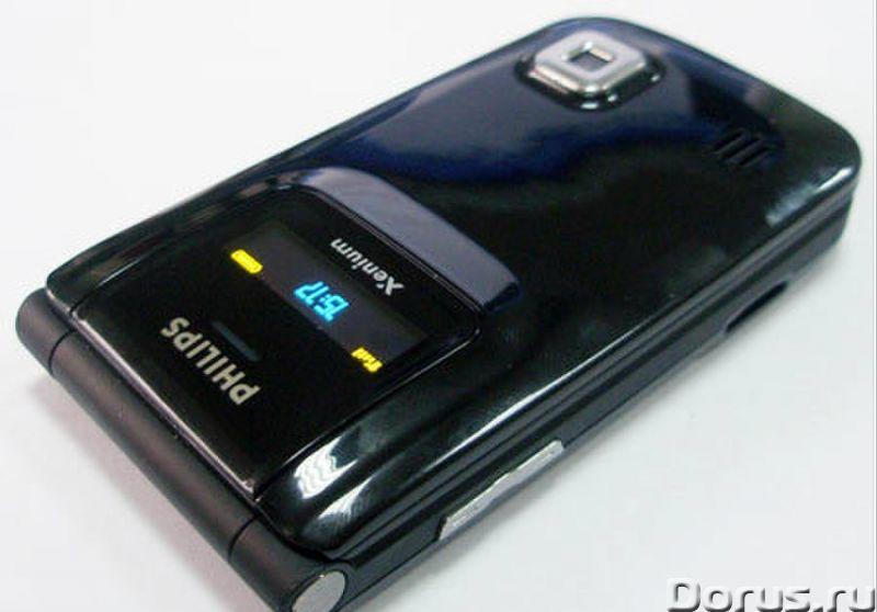 Новый Philips Xenium 9@9r Black (оригинал, комплект) - Телефоны - Новый,оригинальный телефон Philips..., фото 7