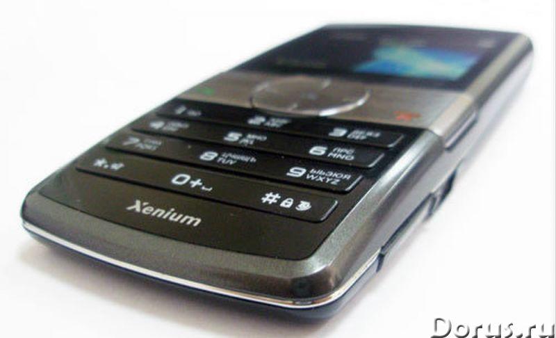 Новый Philips Xenium 9@9w (Ростест, 2-сим, оригинал, комплект) - Телефоны - Новый, стильно-современн..., фото 5