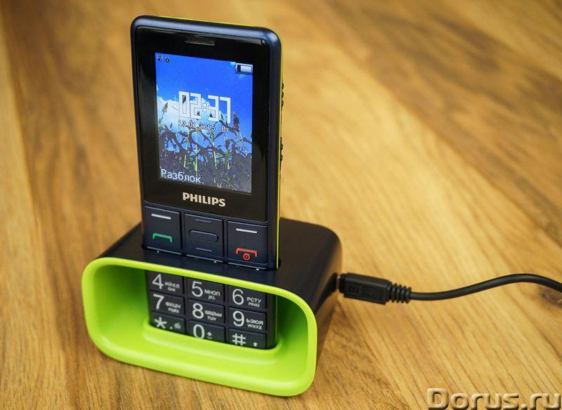 Новый Philips Xenium E311 (оригинал,полный комплект) - Телефоны - Новый,оригинальный телефон Philips..., фото 4