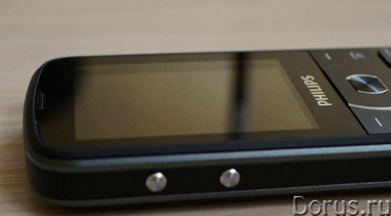 Новый PHILIPS Xenium E560 черный (Ростест,полный комплект) - Телефоны - Мобильный телефон PHILIPS Xe..., фото 7