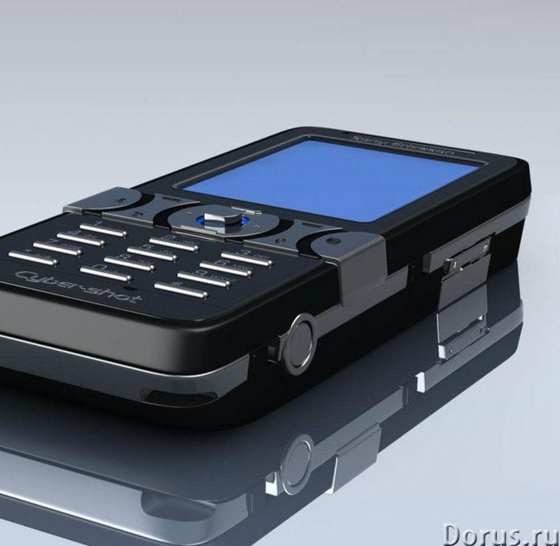 Новый Sony Ericsson K550i (Ростест, оригинал, комплект) - Телефоны - Новый телефон Sony Ericsson K55..., фото 1