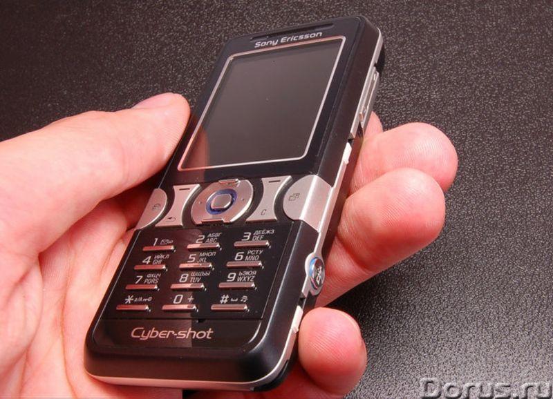 Новый Sony Ericsson K550i (Ростест, оригинал, комплект) - Телефоны - Новый телефон Sony Ericsson K55..., фото 6