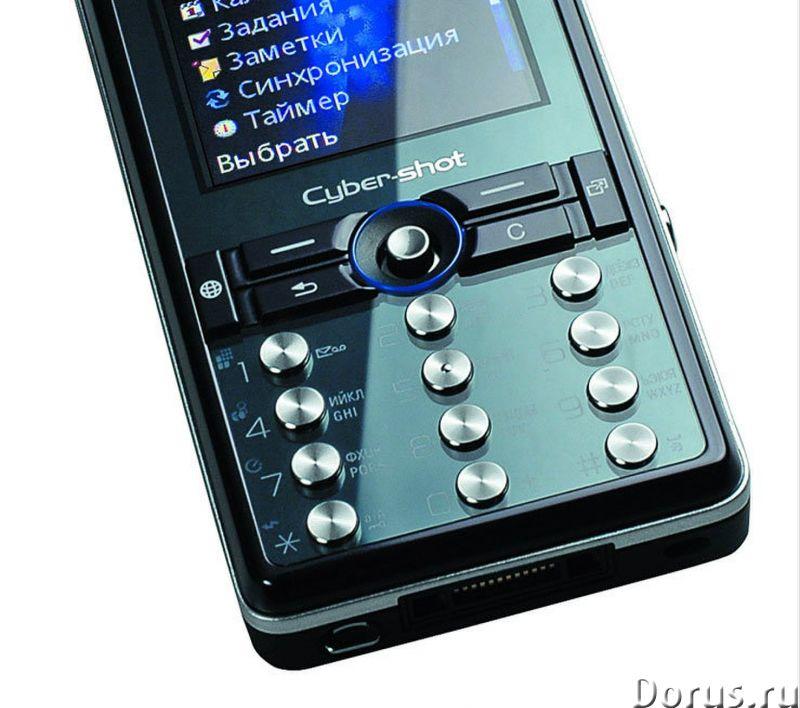 Новый Sony Ericsson K810i(Ростест, оригинал, комплект) - Телефоны - Абсолютно - новый оригинальный т..., фото 5