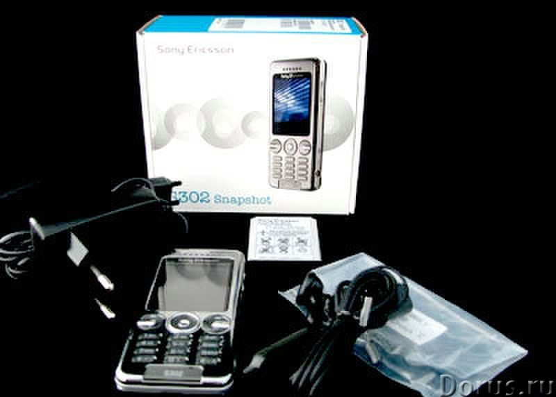 Новый Sony Ericsson S302 Grey (Ростест, оригинал,комплект) - Телефоны - Легендарный телефон, абсолют..., фото 1