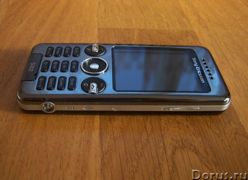 Новый Sony Ericsson S302 Grey (Ростест, оригинал,комплект) - Телефоны - Легендарный телефон, абсолют..., фото 7