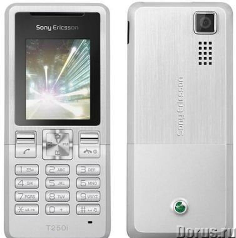 Новый Sony Ericsson T250i ( Ростест, оригинал, комплект) - Телефоны - Абсолютно-новый телефон (не ис..., фото 1