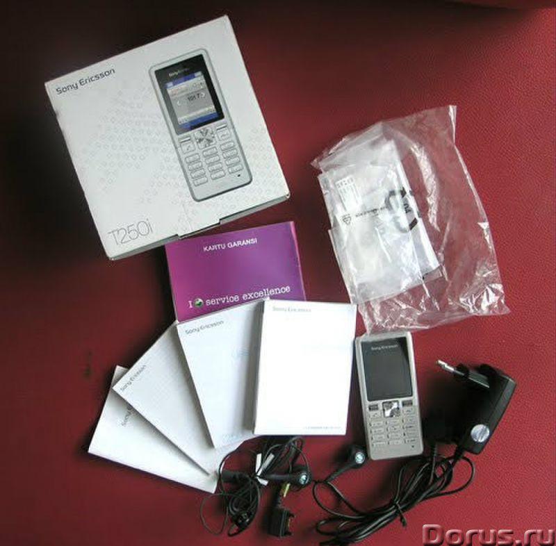 Новый Sony Ericsson T250i ( Ростест, оригинал, комплект) - Телефоны - Абсолютно-новый телефон (не ис..., фото 9