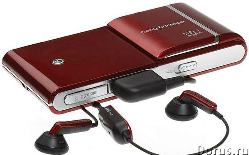 Новый Sony Ericsson U 1i Satio Red (оригинал, комплект) - Телефоны - Абсолютно-новый телефон (не исп..., фото 2