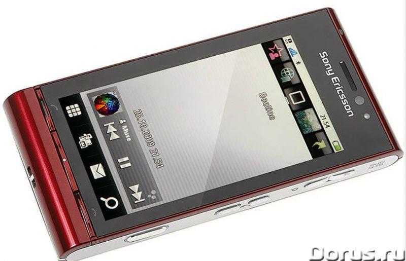 Новый Sony Ericsson U 1i Satio Red (оригинал, комплект) - Телефоны - Абсолютно-новый телефон (не исп..., фото 4