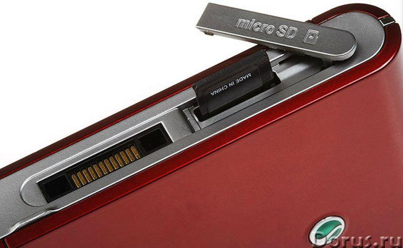Новый Sony Ericsson U 1i Satio Red (оригинал, комплект) - Телефоны - Абсолютно-новый телефон (не исп..., фото 5