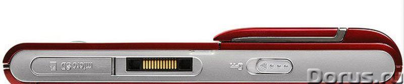 Новый Sony Ericsson U 1i Satio Red (оригинал, комплект) - Телефоны - Абсолютно-новый телефон (не исп..., фото 7