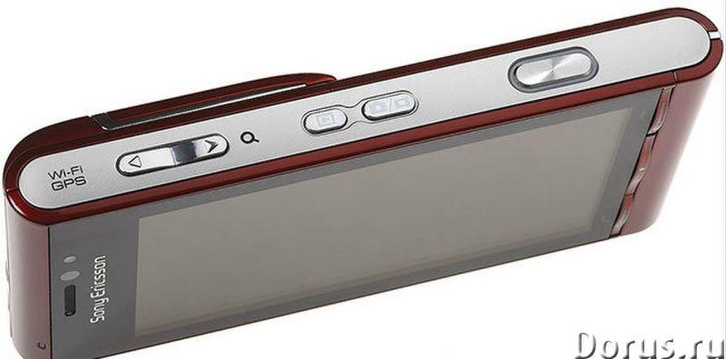 Новый Sony Ericsson U 1i Satio Red (оригинал, комплект) - Телефоны - Абсолютно-новый телефон (не исп..., фото 8