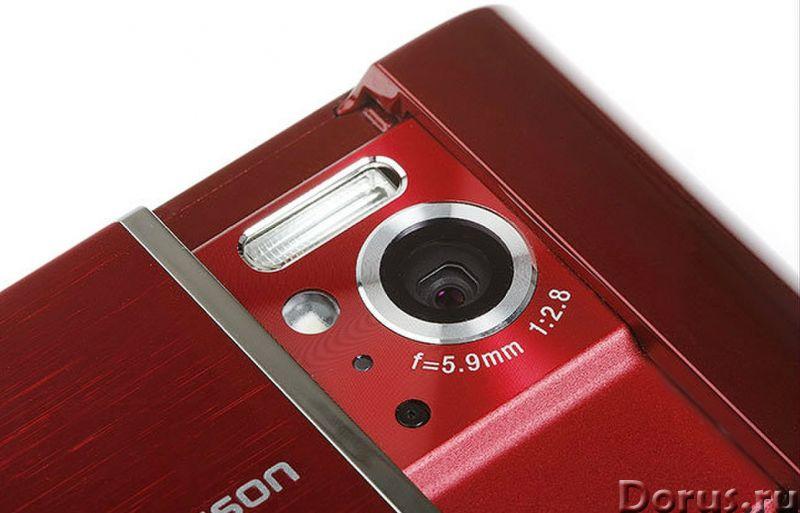 Новый Sony Ericsson U 1i Satio Red (оригинал, комплект) - Телефоны - Абсолютно-новый телефон (не исп..., фото 9