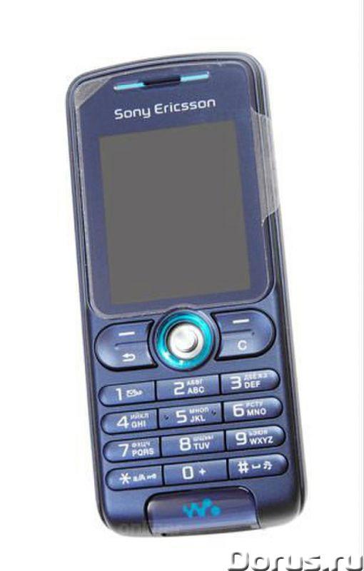 Новый Sony Ericsson W200i Blue (Ростест, оригинал,комплект) - Телефоны - Cовершенно-новый телефон So..., фото 1
