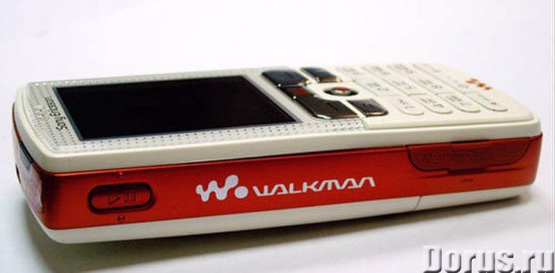 Новый Sony Ericsson W800i Walkman (Ростест,оригинал) - Телефоны - Совершенно - новый телефон Sony Er..., фото 3