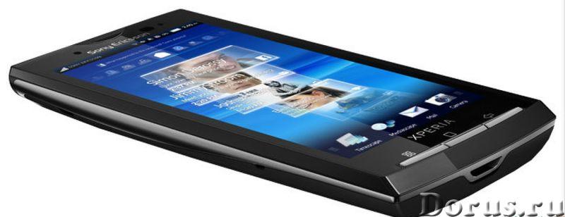 Новый Sony Ericsson Xperia X10 (оригинал,полный комплект) - Телефоны - Абсолютно - новый оригинальны..., фото 2